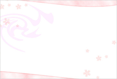 パステル系で淡くほんのりしたピンク色がかわいい